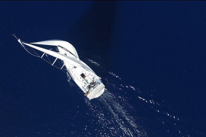 yacht-la-Méditerranée