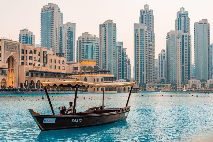se deplacer a Dubai